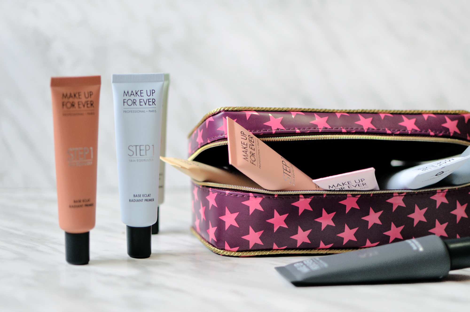 Make Up For Ever Step 1 Skin Equalizer | The Solution to any Skin Texture and Tone Problems.