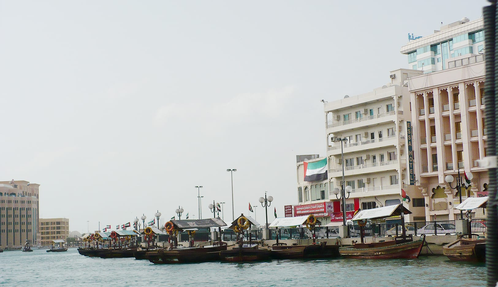 Things to do in Dubai - a 4 Day Itinerary to explore Dazzling Dubai! View of Old Town Dubai