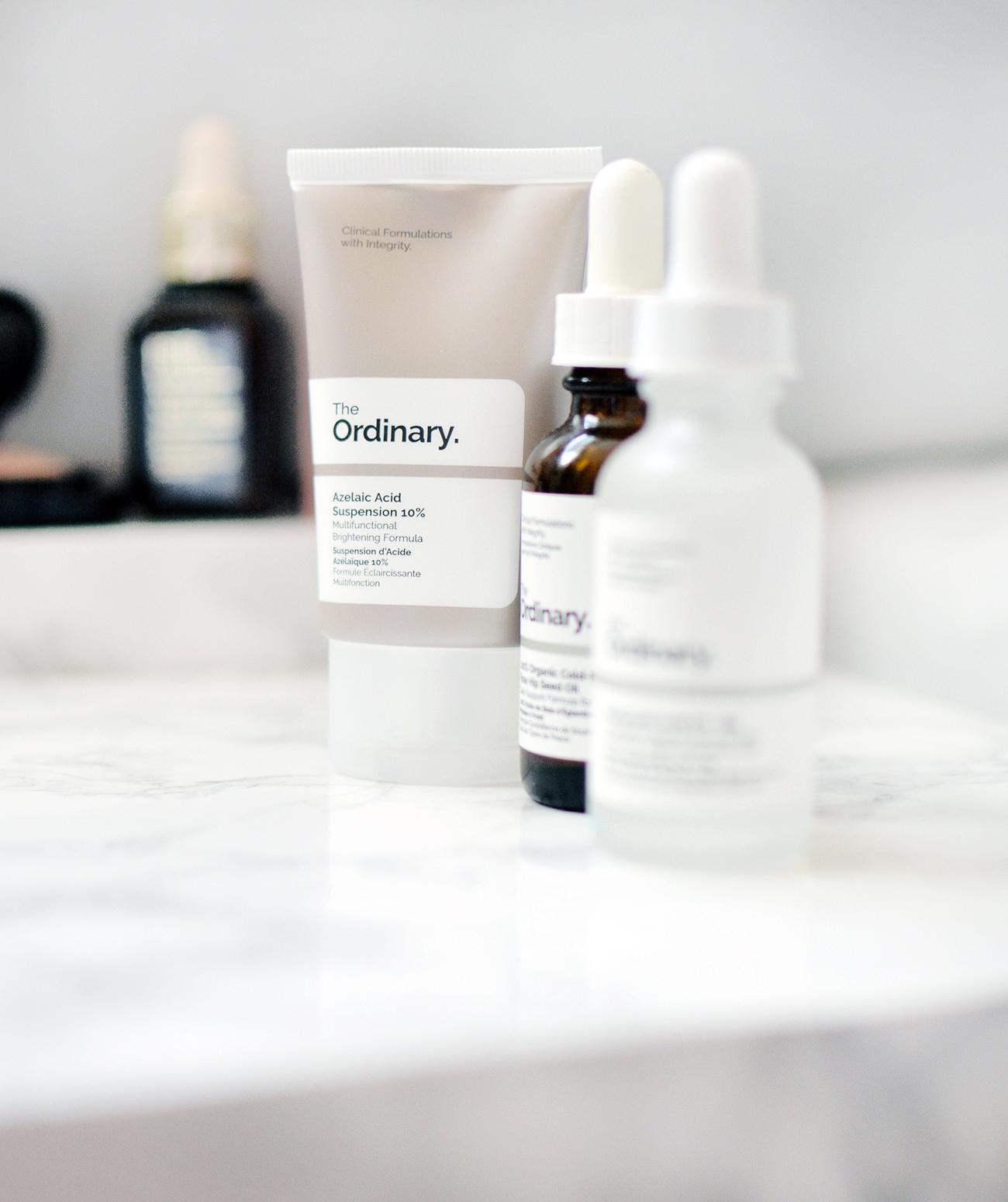 Hyperpigmentation Skincare Routine | The Ordinaries.